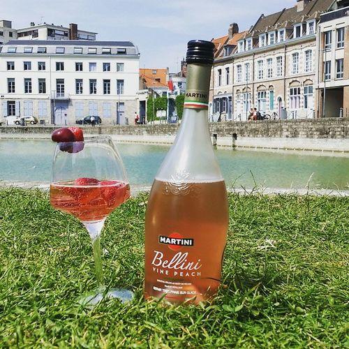 Lille Quaiduwault Martinipeach Fraise Cerise  Sun Instagram Insta Instagood Martini