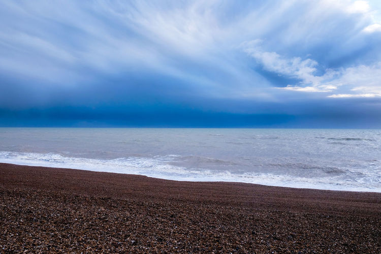 Brighton Brighton Beach Pebble Beach Sussex Coast Beach Beauty In Nature Blue Brighton Beach, Uk Cloud - Sky Day Horizon Over Water Nature No People Outdoors Pebbles Pebbles On Beach Sand Scenics Sea Sky Tranquil Scene Tranquility Uk Water Wave