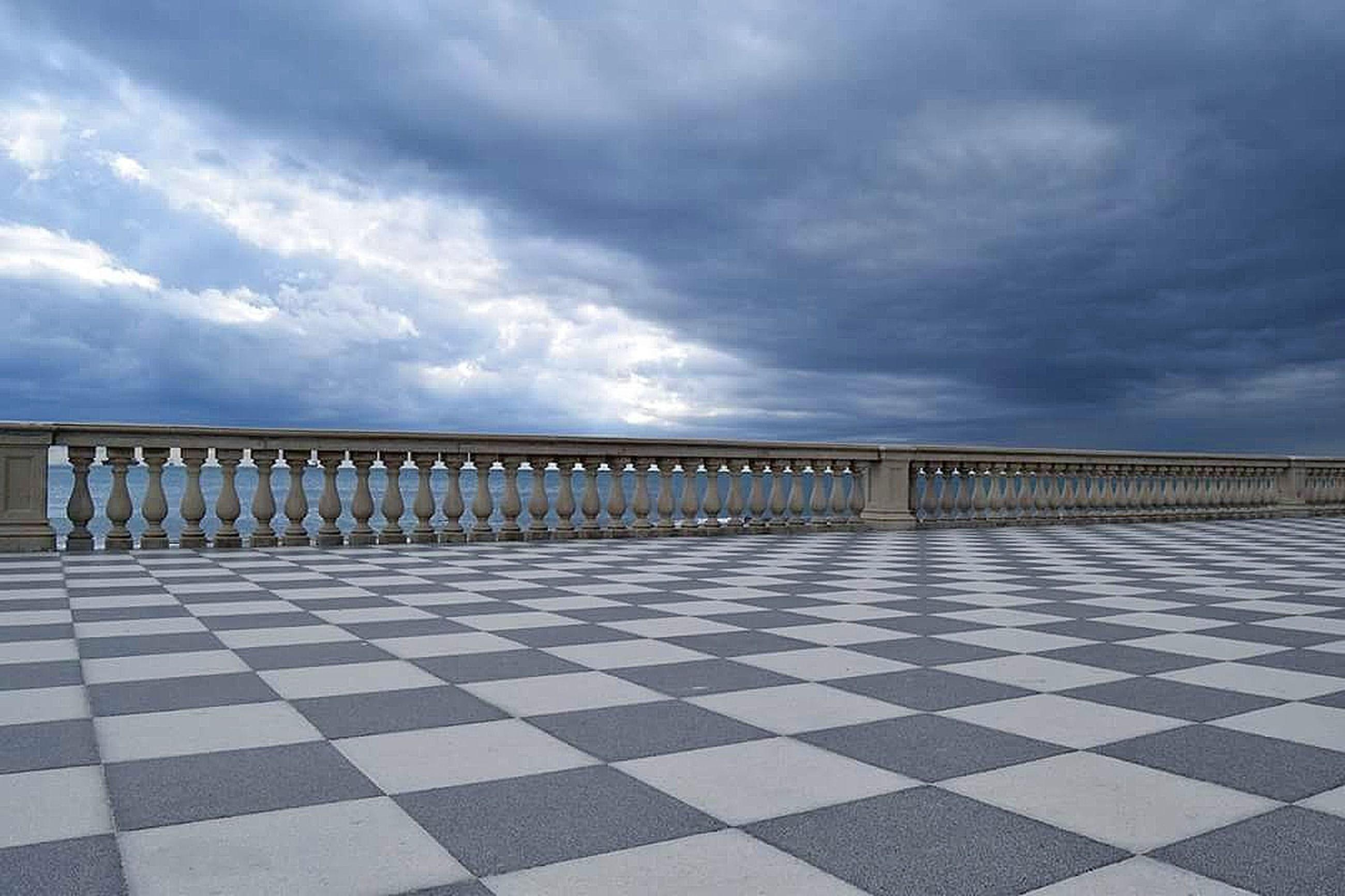 sea, cloud - sky, horizon over water, sky, no people, water, outdoors, day, motorsport