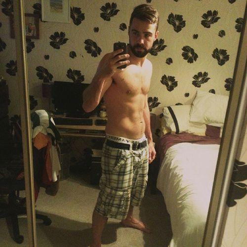 3 months in Beard Beardedgay Gay GayUK gaymuscle gym muscle