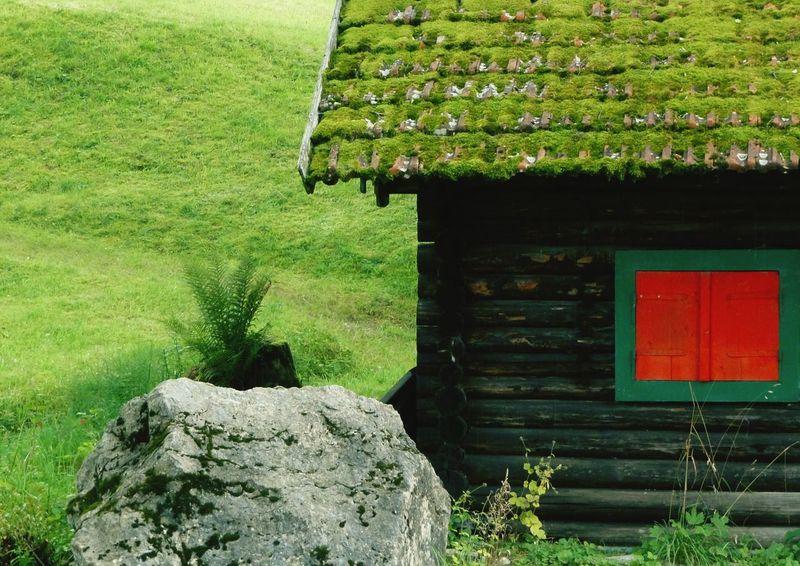 "Hütte in den bayerischen Alpen, ""Hüttenarchitektur"" The Architect - 2016 EyeEm Awards Bavarian Mountains  Bavaria Alm Huts Red And Green Eye For Detail Fine Art Photography EyeEm Best Edits Fine Art Eye For Color Beauty In Creation  EyeEm Nature Lover EyeEm Best Shots - Nature From My Point Of View Contrasting Colors Miles Away Eye For Photography Eye For Details Peaceful View TakeoverContrast Colors and patternsCheck This Out Home Is Where The Art Is Colour Of Life My Favorite Place Place Of Heart Breathing Space"