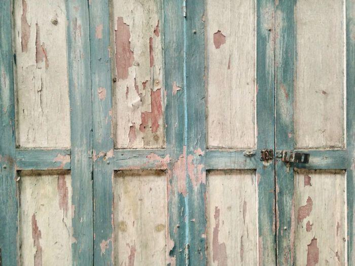 Old door Vintage Door Wood Bangkok Thailand Folding Door