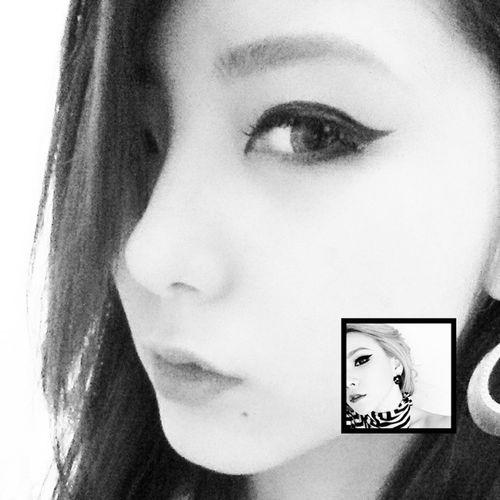 2NE1:CL ❥❥❥ Makeup 2NE1 CL Like モノマネメイク