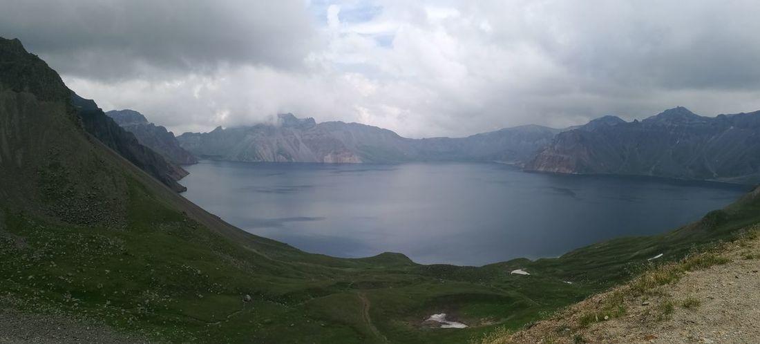 2016 Changbai Mountain, China Tianchi Summer