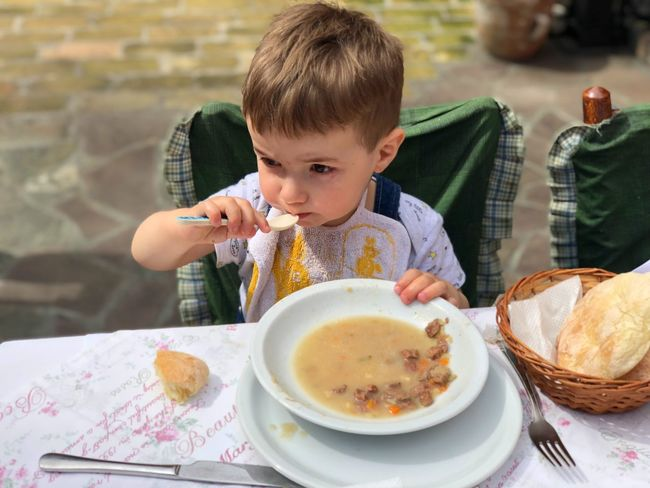 One year old eating by himself Eating Out Eating EyeEm Selects Food Real People Childhood Child Table Food And Drink One Person Men Lifestyles Plate Front View Males  Cute Boys Eating Ready-to-eat Kitchen Utensil Sitting Innocence