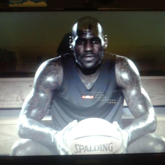 @kingjames Nba2k Thebest Miami