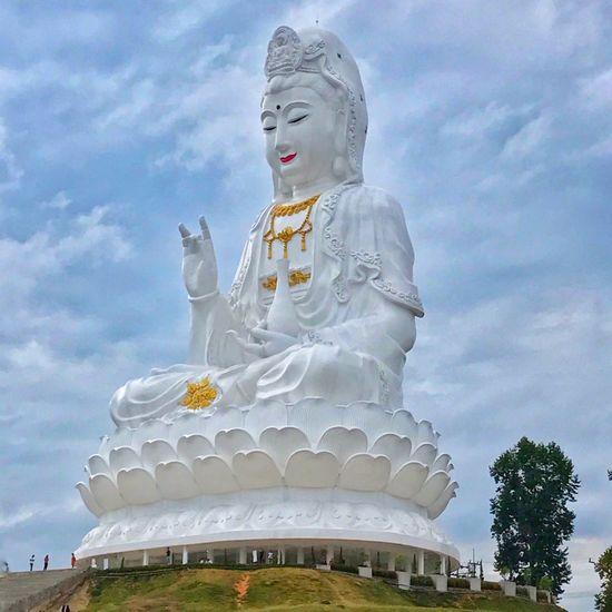 Guanyin Thailand Chaingrai God EyeEmNewHere