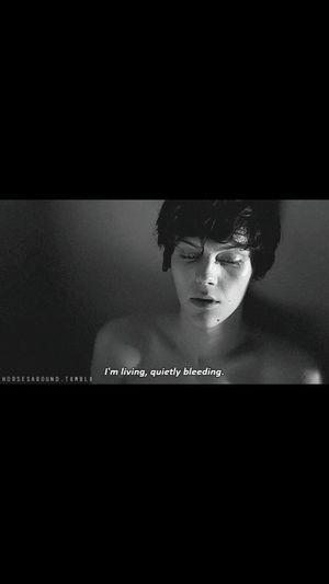 Suicide Room First Eyeem Photo Living Quietly Bleeding Dominic Sala Samobójców Prettyboy
