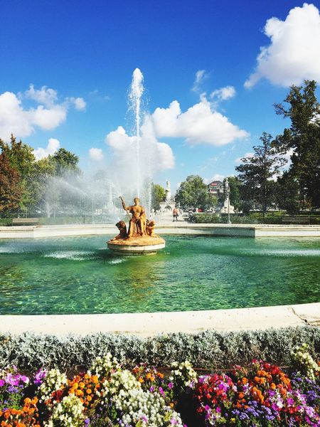 Fuentes Fontaine Ciudadreal Aranjuez España Royalgarden Jardin Streetphotography Water Frenchphotographer My Year My View