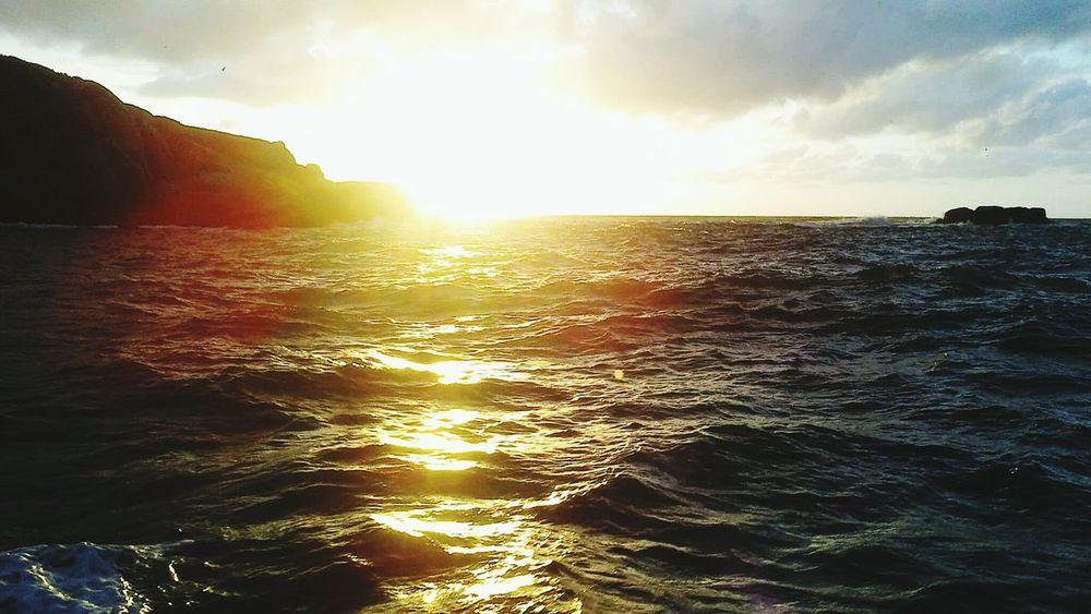 43 Golden Moments Por Do Sol