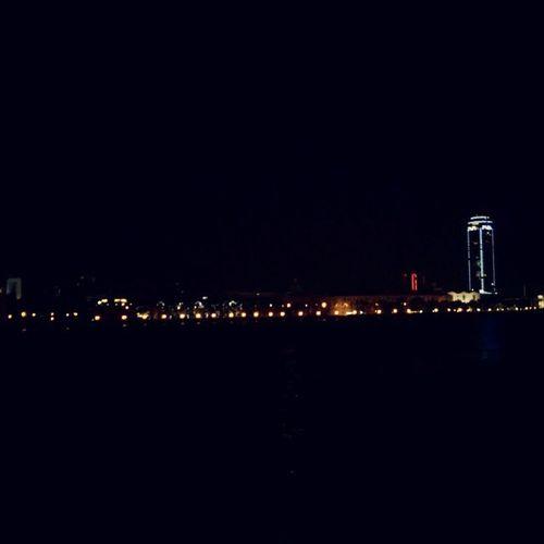 Night Ekaterinburg Ekatfoto
