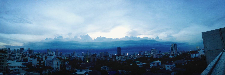 อยู่ใต้ฟ้า ไม่ได้มีแต่ฝน !! First Eyeem Photo