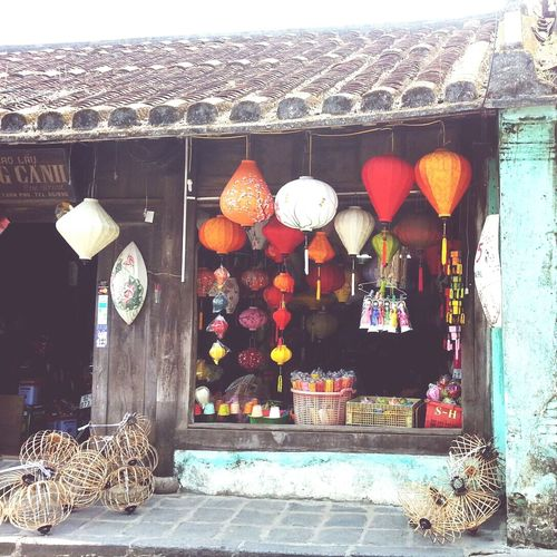 Lanterns in Hoi An Travel Lanterns Hoian2014
