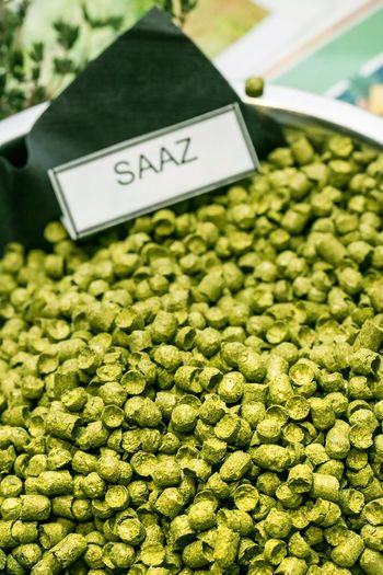 Hops used for