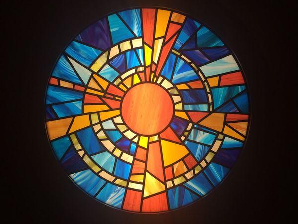 Prayer Room, Edinburgh airport. Religion Colors Airport Light