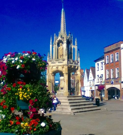 Market Town Bedfordshire Anglia in Bloom Anglia In Bloom Leighton Buzzard