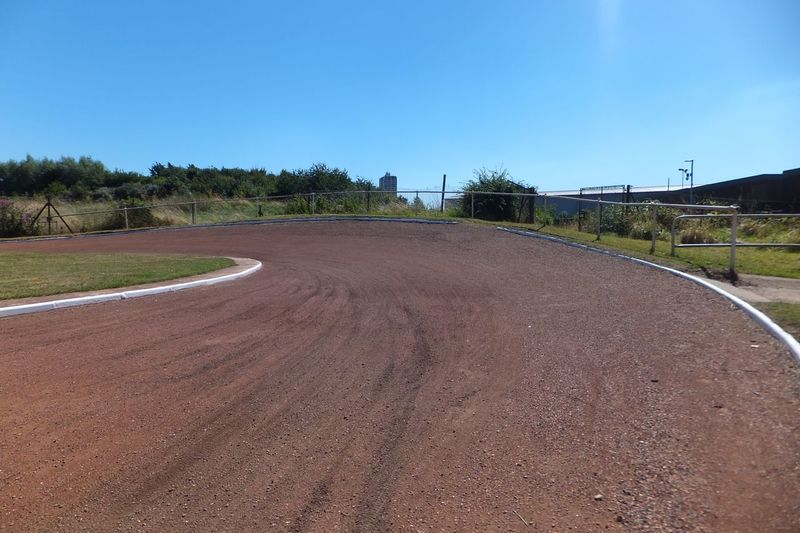 The Corner Track Swindon Oasis Leisure Race Racetrack