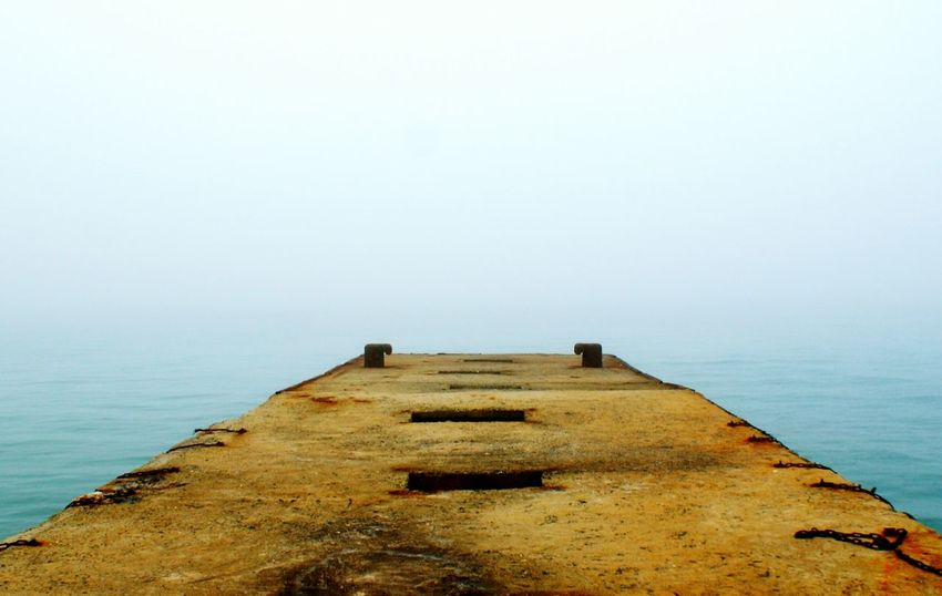 Fog Over Water Fog Foggy Weather Primorye Дальний восток