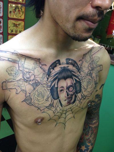 Tattoo Tattoo Studio Thunder Alley