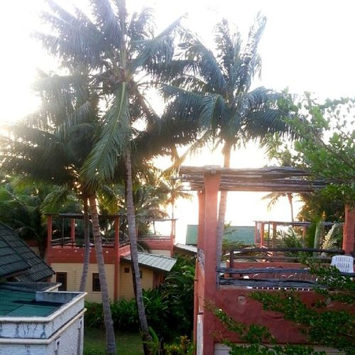 Almost like home. Just almost. :-p Kohchang Kaibaebeachresort Kaibae Thailand Niceview