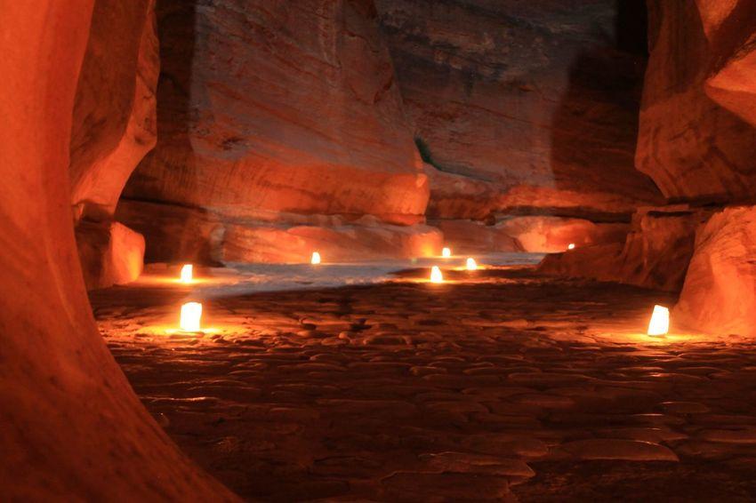 Flame Illuminated Burning Candle No People Heat - Temperature Night
