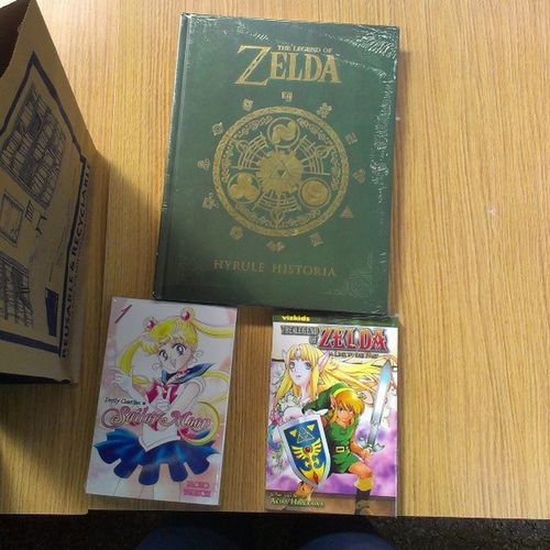 I feel like a kid in a candy store! I just bought #hyrulehistoria, #sailormoon #manga and #thelegendofzelda #alinktothepast #manga. Sean and I are having so much fun on our #honeymoon. Japantown LegendOfZelda  Shopping Thelegendofzelda Hyrulehistoria Zeldanation Reading Hyrule Alinktothepast Books Nintendolife Manga Zeldanations Anime Nerdy_nintendos Comics Geekgamerz Otaku Japanese  Kinkokuniyabookstore Sanfrancisco Prettysoldiersailormoon Honeymoon Kinkokuniya Sailormoon