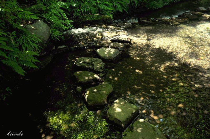 at 鍋が滝 in Oguni , Kumamoto , Japan 蔵出し