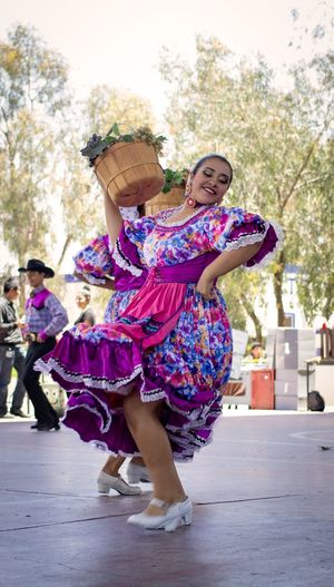 Day Enjoyment Folklore Fun Leisure Activity Mexican Folklor Multi Colored Outdoors Portrait