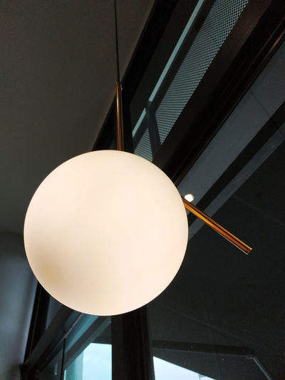 Ceiling Close-up Electric Lamp Electric Light Electricity  Focus On Foreground Geometric Shape Hanging Illuminated Indoors  Light Light Bulb Lighting Equipment Low Angle View No People Pendant Light Shape Sphere Still Life