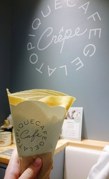 Blackboard  Human Hand Human Body Part Indoors  Education One Person Formula Close-up People Learning Adult Day Crêpes Crepe Afternoon Tea Cozy Place Food Indoors  Taipei,Taiwan
