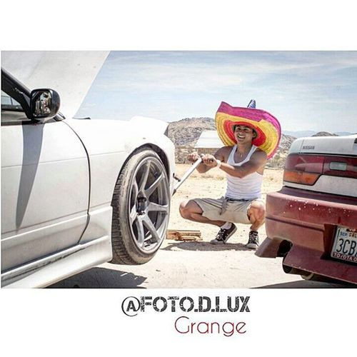 Now this is proper head gear for Grange . Too Damn Hot!!! TeamCanon Grange Dndperformanceinterior Shopdnd Sandiego Nissan 240sx 240 240sxnation Like Tag Follow Fotodlux Photo Chucktaylor Drifting Model Formuladerp Godrift Takeadrift Performance Gold Fitness Instadrift tan Sun glasses