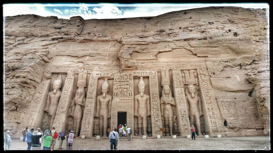 Ancient Ancient Civilization Ancient Architecture Ancient Culture Egypt Ramesses II Temple Temple Architecture The Architect - 2016 EyeEm Awards Church Churches Light And Shadow Tourist Attraction  Tourism Abu Simbel Abu Simbel Temples Original Experiences Feel The Journey Finding New Frontiers Miles Away The Architect - 2017 EyeEm Awards The Great Outdoors - 2017 EyeEm Awards An Eye For Travel