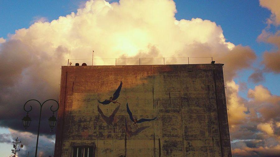 Ikarus Flight