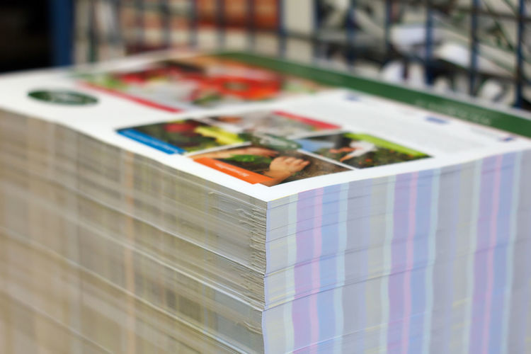 Print Book Bookbinding Close-up CMYK Graphic Printin Indoors  No People Paper View Printer Ink Printing House Printing Technology Technology Working