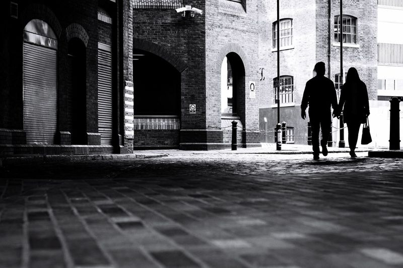 The Street Photographer - 2017 EyeEm Awards Streetphotography Walking Silhouette London