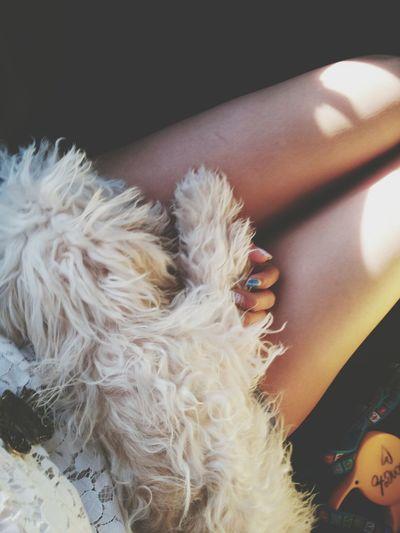 con leoncito♥ jajajaj