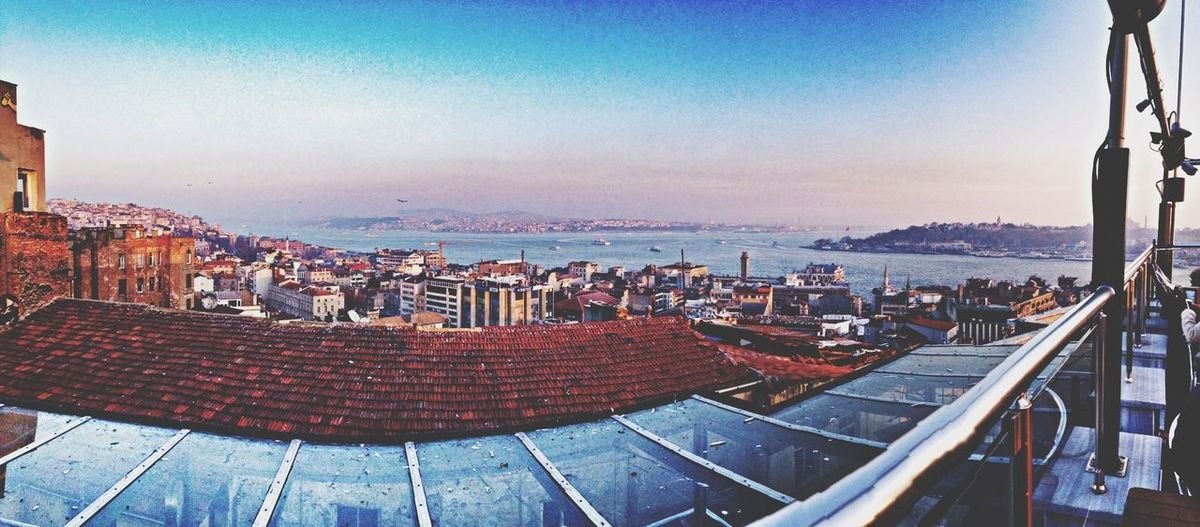 Relaxing Istanbul Blue Turkey