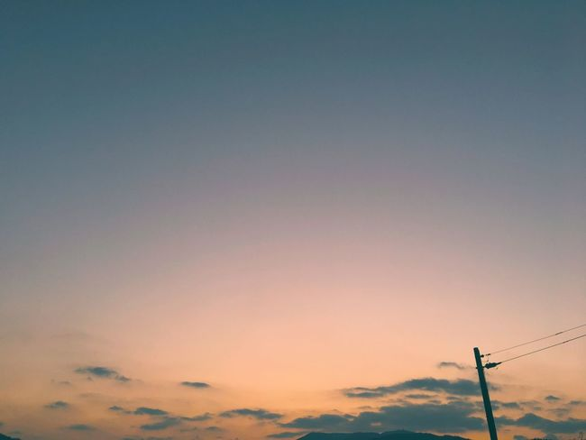 Photooftheday Photo Photography Sunset Connection Nature Low Angle View Sky Beauty In Nature Silhouette Scenics No People Day Cloud - Sky