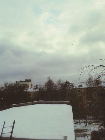 First Snow Sadness