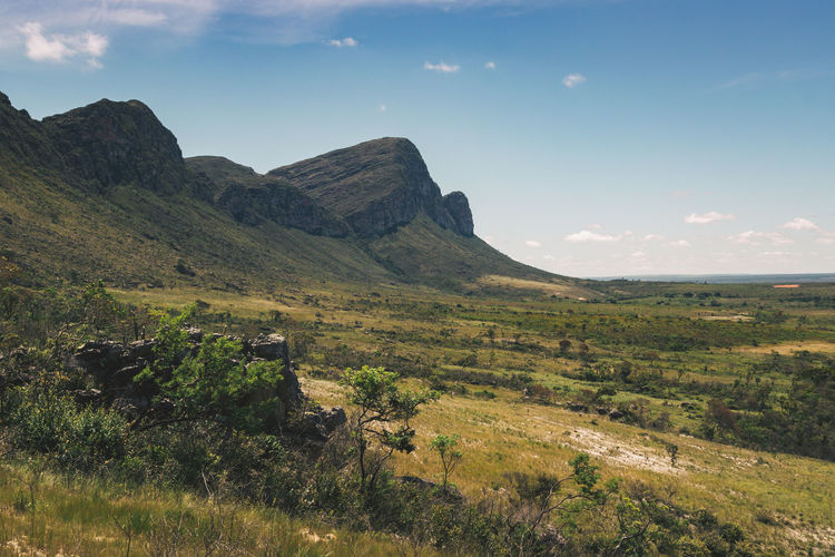 Exploring Chapada Diamantina. We did a 3-day hike in just two days! It was 20k per day up and down. The Vale do Pati trek is one of the best I ever did! Adventure Chapada Diamantina Day Discover  Explore Field Forest Hike Jungle Landscape Mountain Mountain Range Nature No People Outdoors Scenics Sky Tranquil Scene Tranquility Travel Travel Destinations Traveling Trekking Wild Wilderness Going Remote