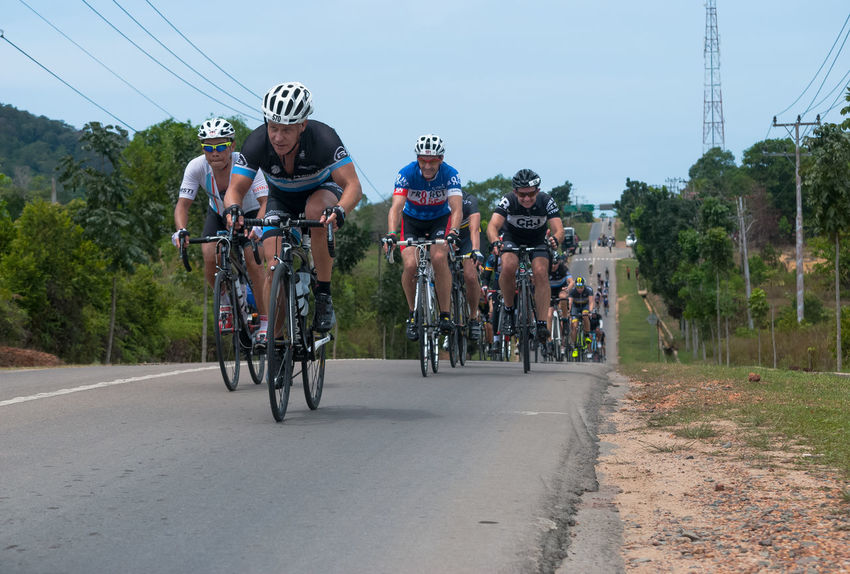 Tour de Bintan Bike Lifestyles Outdoors Full Frame Documentary Found On The Roll The Photojournalist - 2016 EyeEm Awards Tour De Bintan Sports Sport Sports Photography Metasport Cyclist Cycling Challenge Day The Great Outdoors - 2016 EyeEm Awards Bintanisland Bicycle