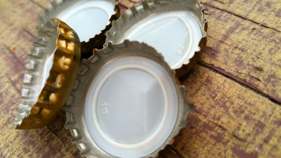 Beer Close-up Day Drink Food And Drink Kapak No People Table Wood Wooden