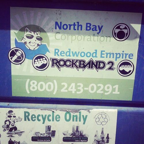 Lol I was taking out garbage yesterday and recycling for my work and I saw this pack of stickers on the ground two feet from dumpster I said shoot why not? Stickers Stickerslaps Stickerporn Slaps  musicgamerartlolCoolcoolcat recyclelaughlovelivelolfollowme chill