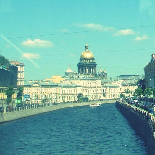 Санкт-Петербург Весна💐🌷🌿 Прекрасное утро Beautiful Beauty Day