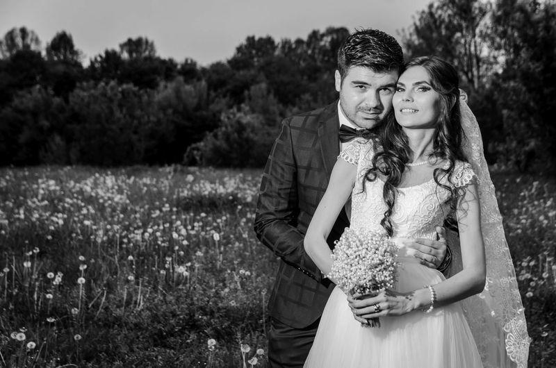 Wedding photoshot