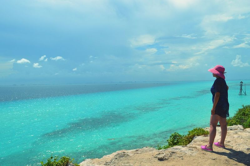 Isla Mujeres Mexico Y Su Naturaleza Mexico Beach