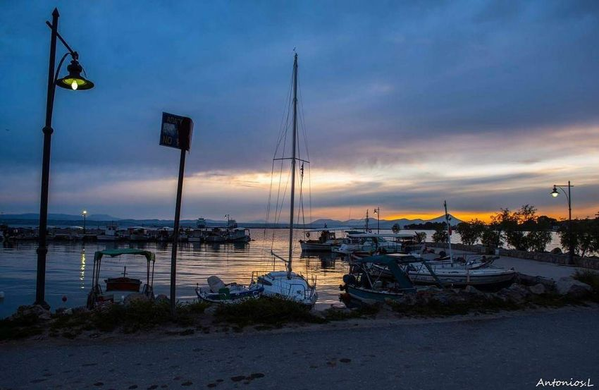 Sea Beach Cloud - Sky Sky Travel Destinations Sunset Nautical Vessel