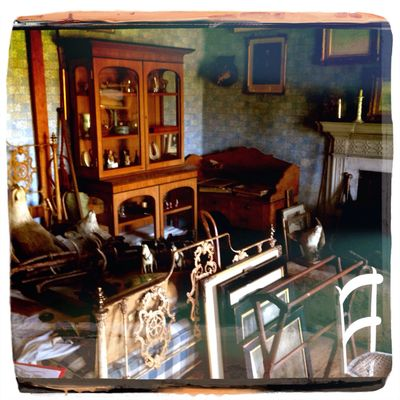 Clutter & history