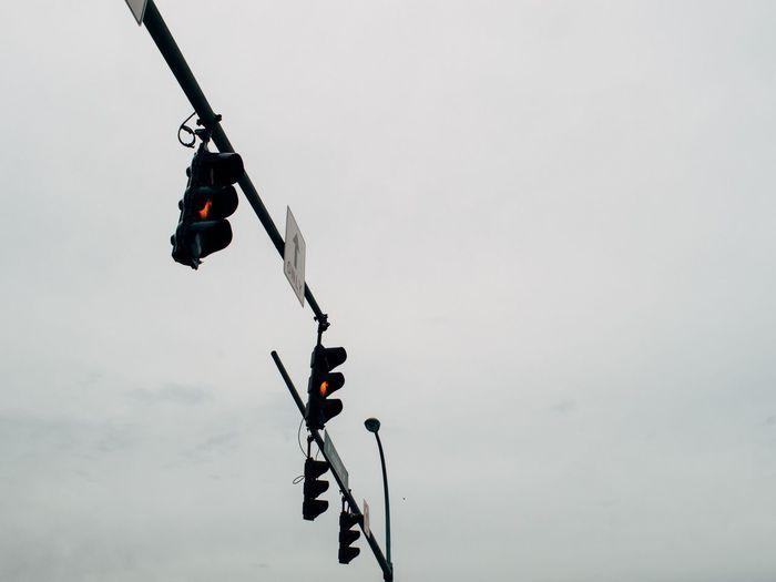 Street Lights New York VSCO