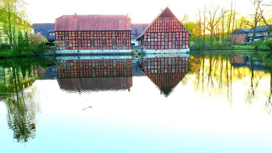Water Symmetry